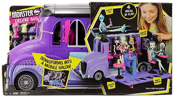 Monster High FCV63 - Autobús