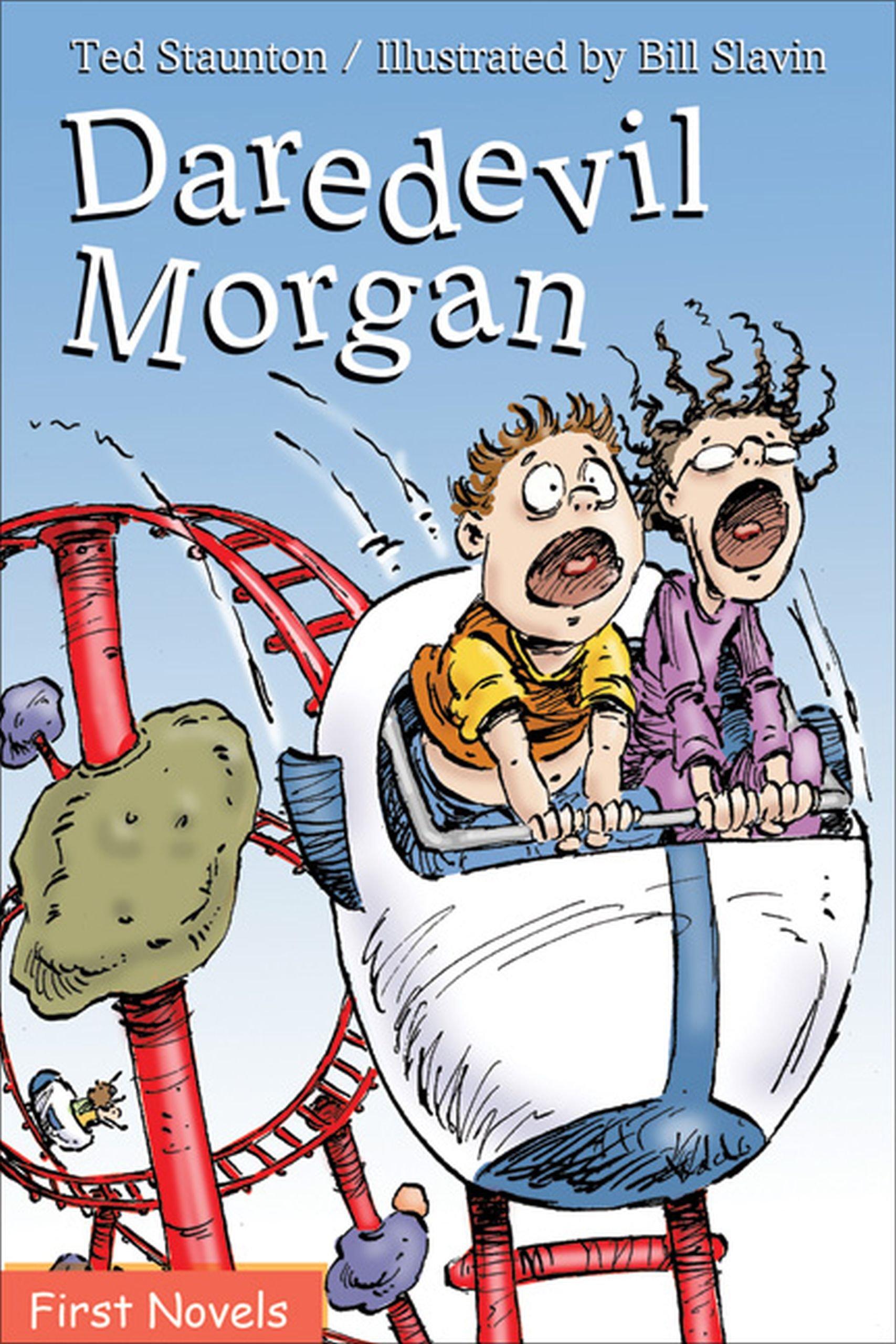 Daredevil Morgan (Formac First Novels) ebook