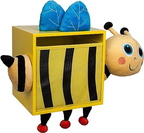 Danya B Bee Kids Wall Storage Bin
