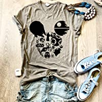 Great Scott Doc Marty Shirt |Alien Time Travel I\u2019m Your Density Women\u2019s Fitted V Neck Shirt Back Future Shirt 80\u2019s Movie Graphic Tee
