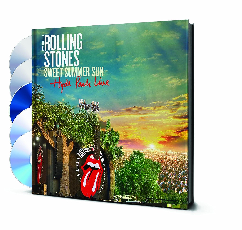 The Rolling Stones - Sweet Summer Sun - Hyde Park Live Blu ...