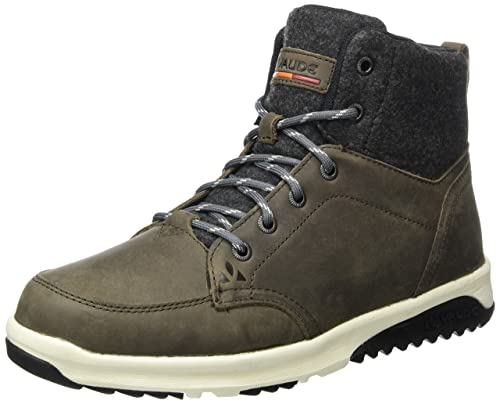Mens Ubn Solna Mid High Rise Hiking Shoes Vaude XEEDd9B24T