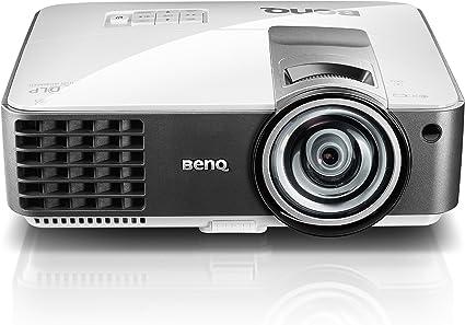 Benq MW817ST Video - Proyector (3000 lúmenes ANSI, DLP, WXGA ...