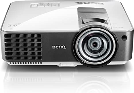 BenQ MW817ST 3000 Lumen WXGA Short Throw Smarteco DLP Projector