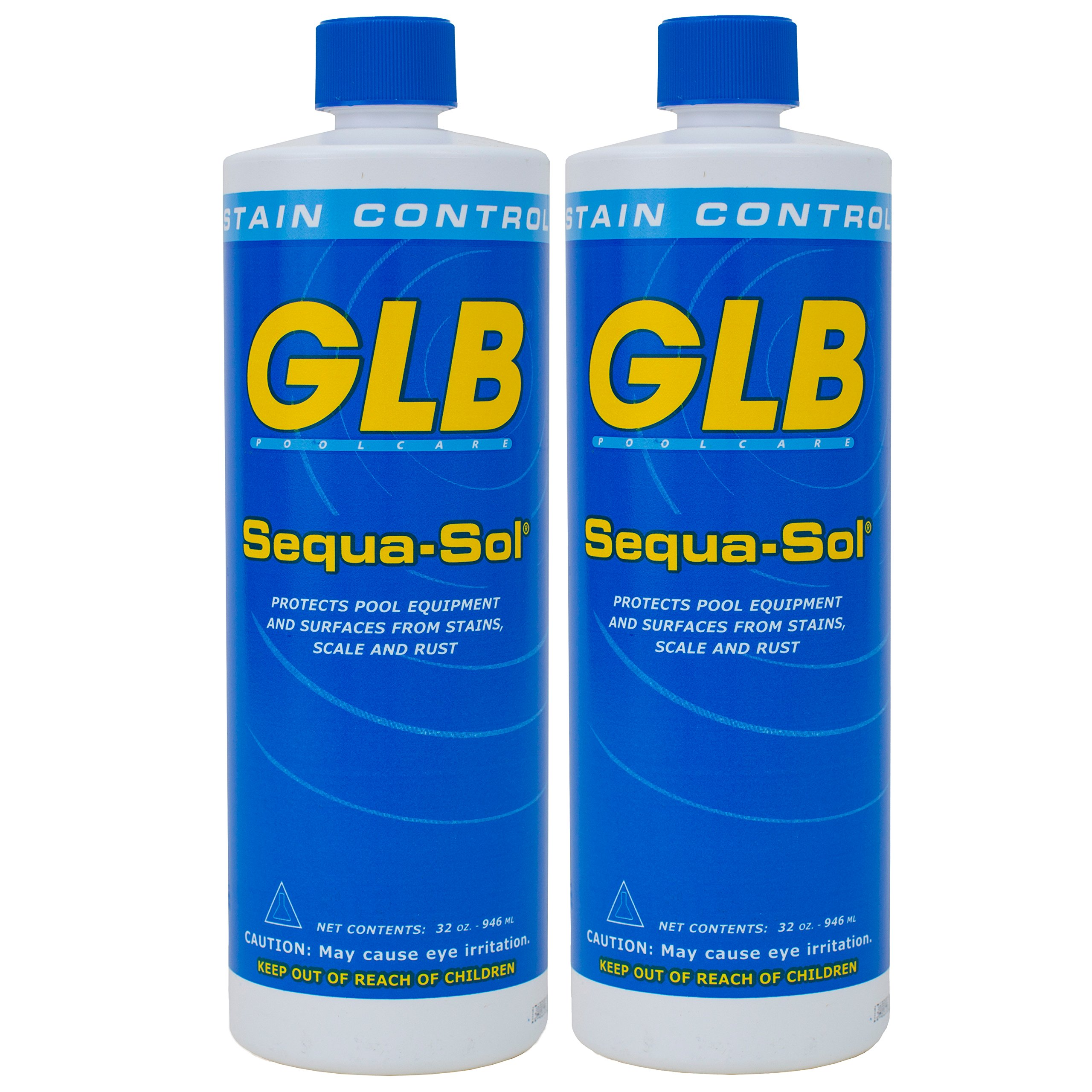 GLB Sequa-Sol (1 qt) (2 Pack) by GLB