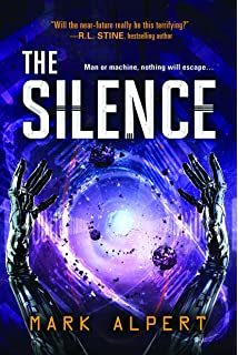 Amazon the omega theory a novel 9781416595342 mark alpert the silence the six fandeluxe Image collections