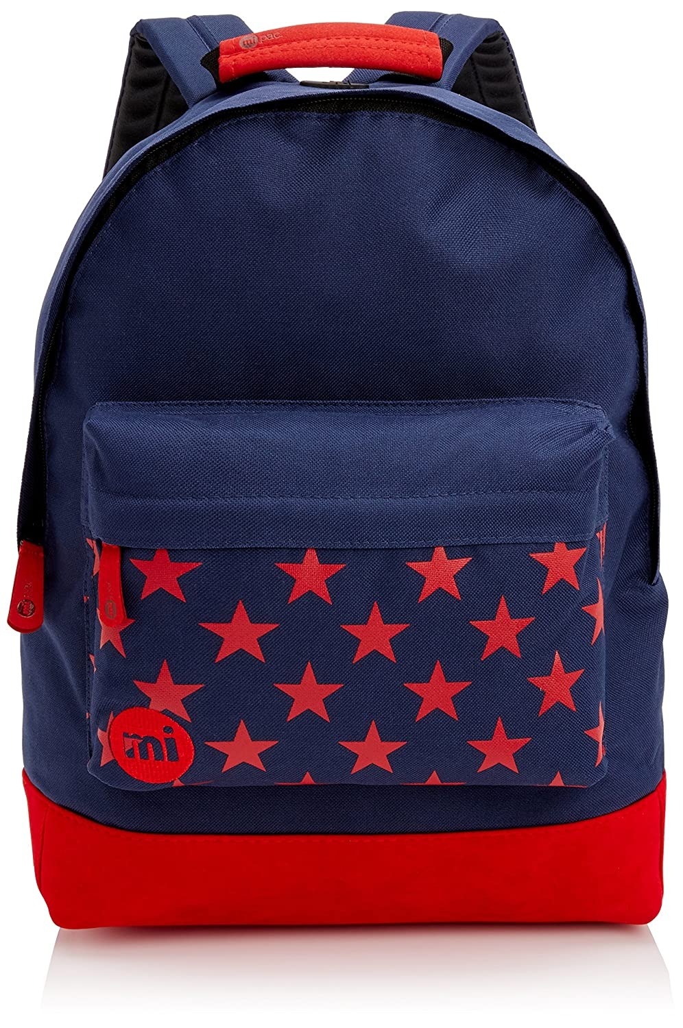 Mi-Pac Backpack - Navy Navy Red  Amazon.co.uk  Luggage 2245314f6bef6