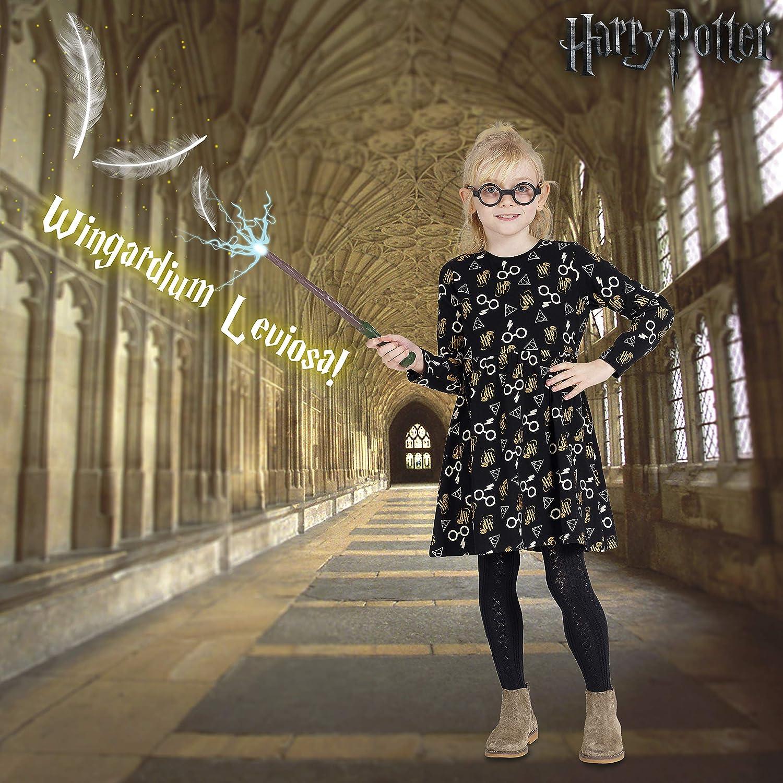 Harry Potter Gadget Vestito per Bambina Merchandise Grifondoro