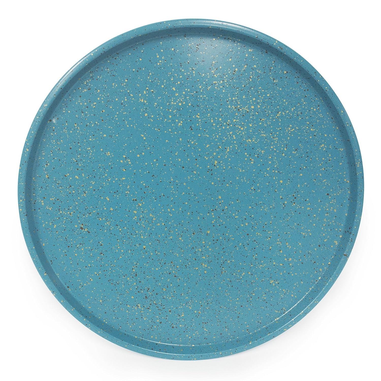 Amazon.com: casaWare Pizza/baking Pan 12-inch (Blue - Granite ...