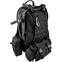 Military Tactical Backpack by TheNextTrip 50L 4in1 Molle Assault Pack Carry On Bag
