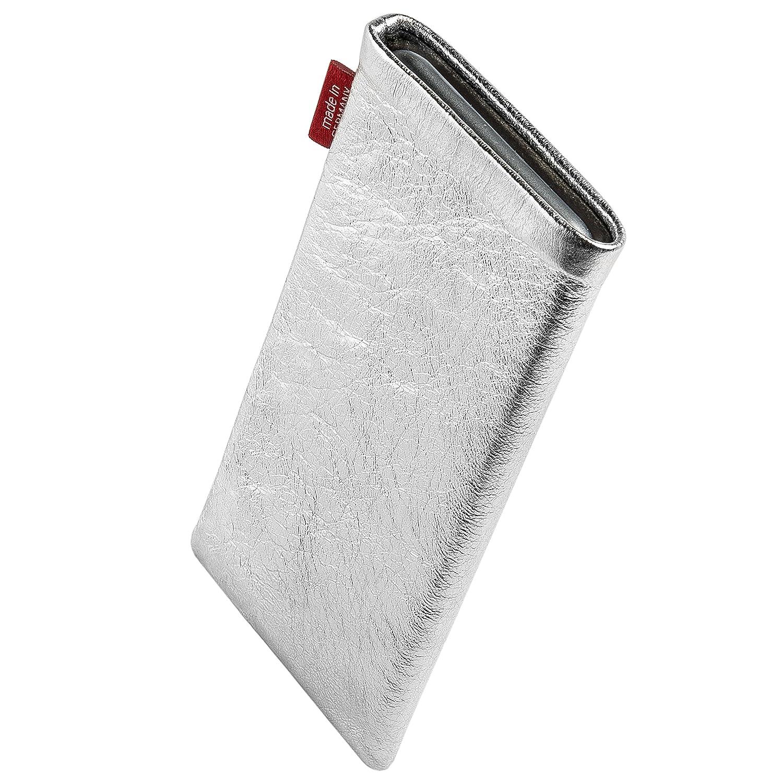 Doublure en Microfibre pour Le Nettoyage de l/'/écran fitBAG Folk Rouge en Cuir Nappa int/érieur Pochette customis/ée adapt/ée Housse de Protection pour Huawei P30 Fabriqu/é en Allemagne