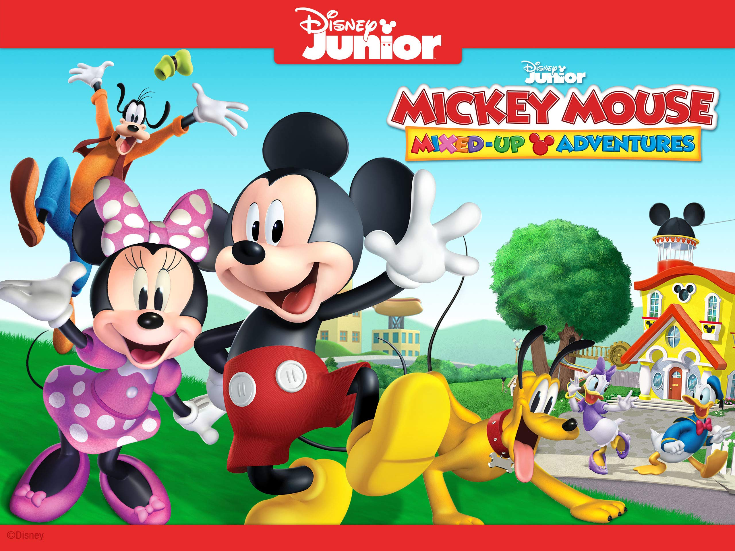 Amazon Com Watch Mickey Mouse Mixed Up Adventures Volume 1