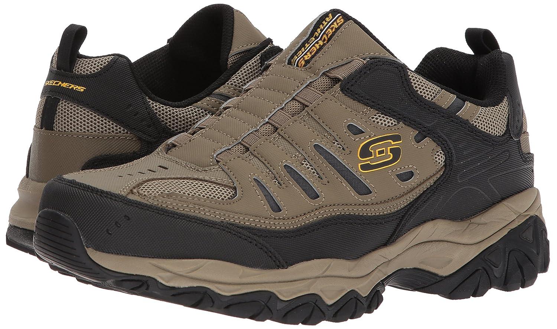 Skechers-Afterburn-Memory-Foam-M-fit-Men-039-s-Sport-After-Burn-Baskets-Chaussures miniature 78
