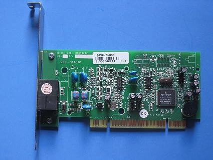 Amazon BCM94212 56k V92 Data Fax PCI Modem Computers
