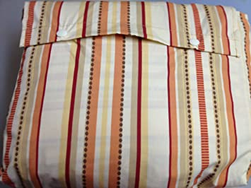 Amazoncom Better Homes and Gardens Twin Sheet Set Tangerine