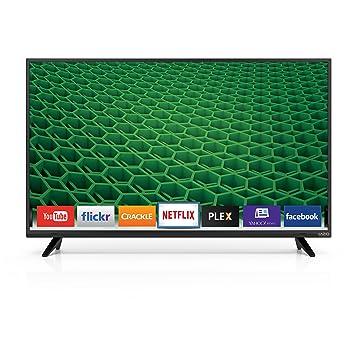 VIZIO D43-D1 43-Inch 1080p Smart LED TV (2016 Model)