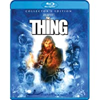 Deals on The Thing Collectors Edition Blu-ray
