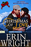 Christmas of Love: A SWEET Holiday Western Romance Novella (SWEET Long Valley Book 5)