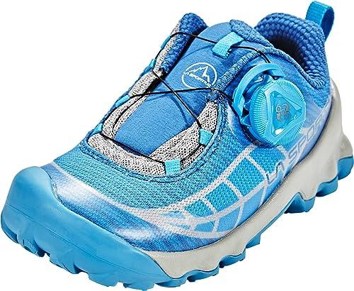 La Sportiva Flash, Zapatillas de Cross Unisex para Niños, Azul (Blue 000), 33 EU: Amazon.es: Zapatos y complementos