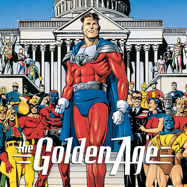 The Golden Age (Collections) (2 Book Series)
