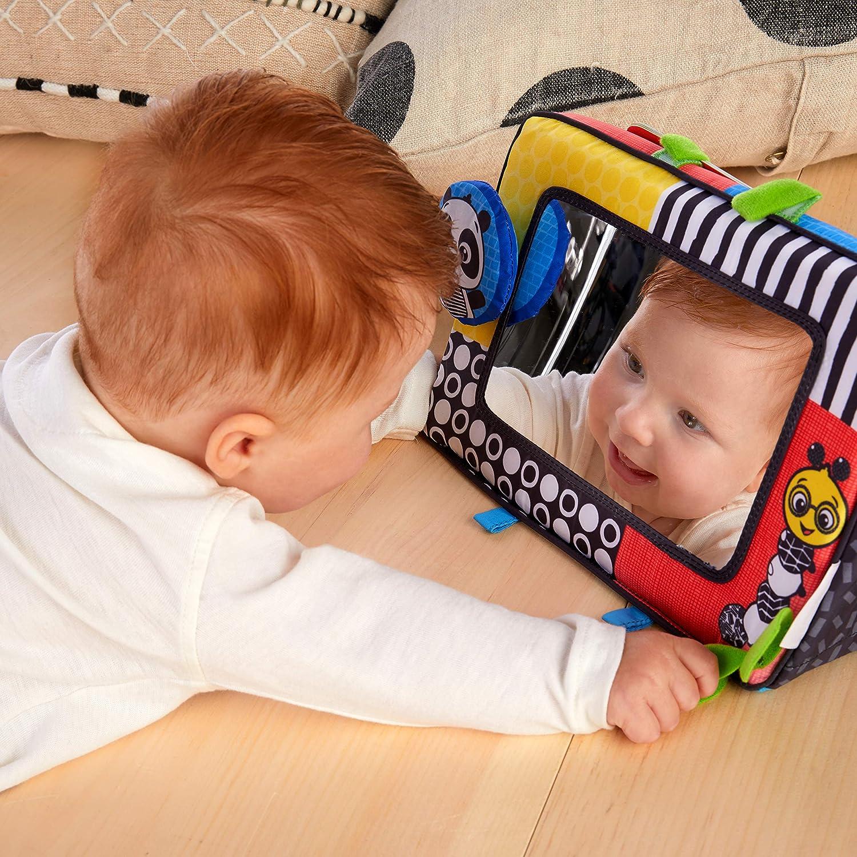 Safe Baby Developmental Learning Toy For Infant Crib Floor Activity RF