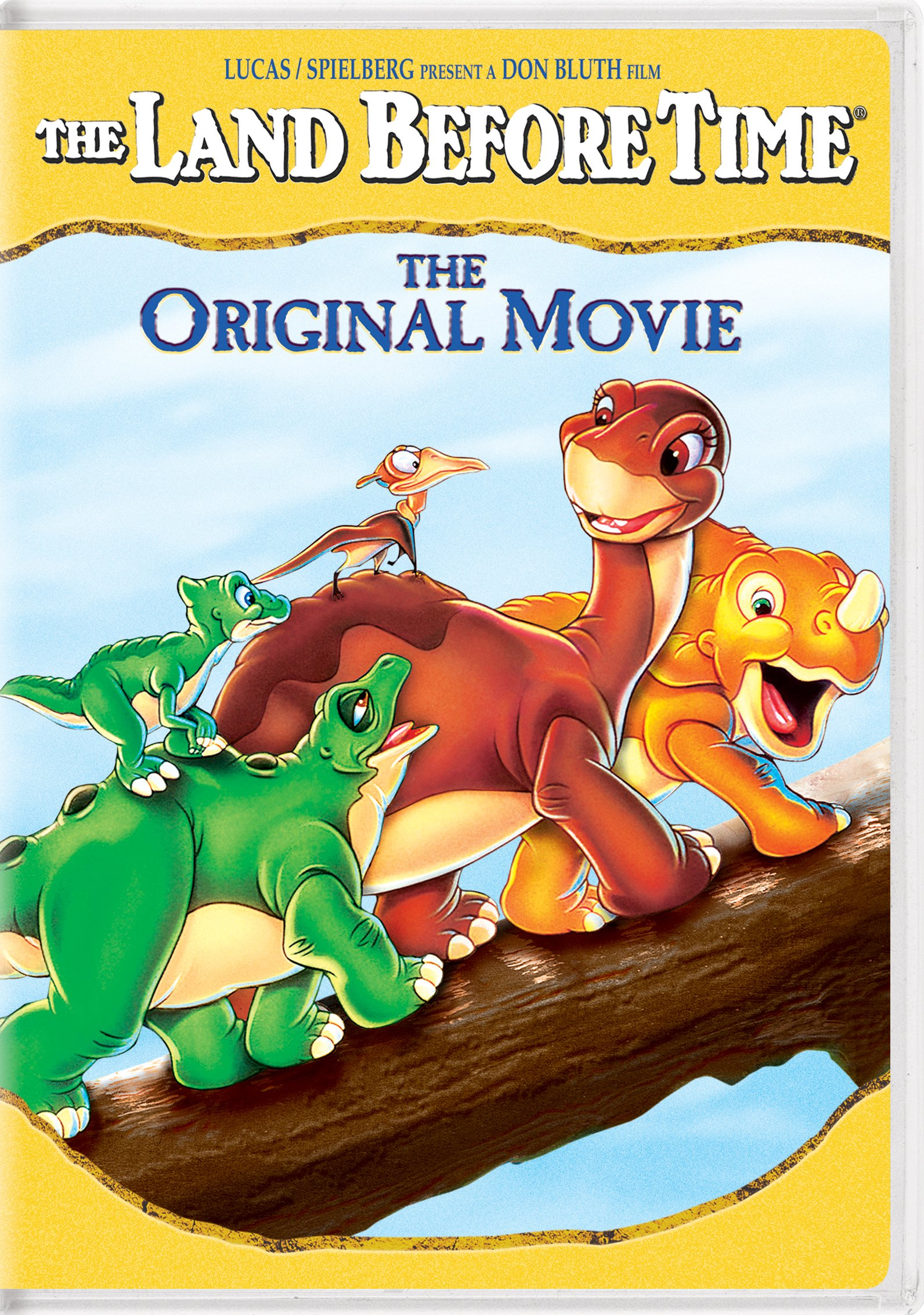 DVD : The Land Before Time (DVD)