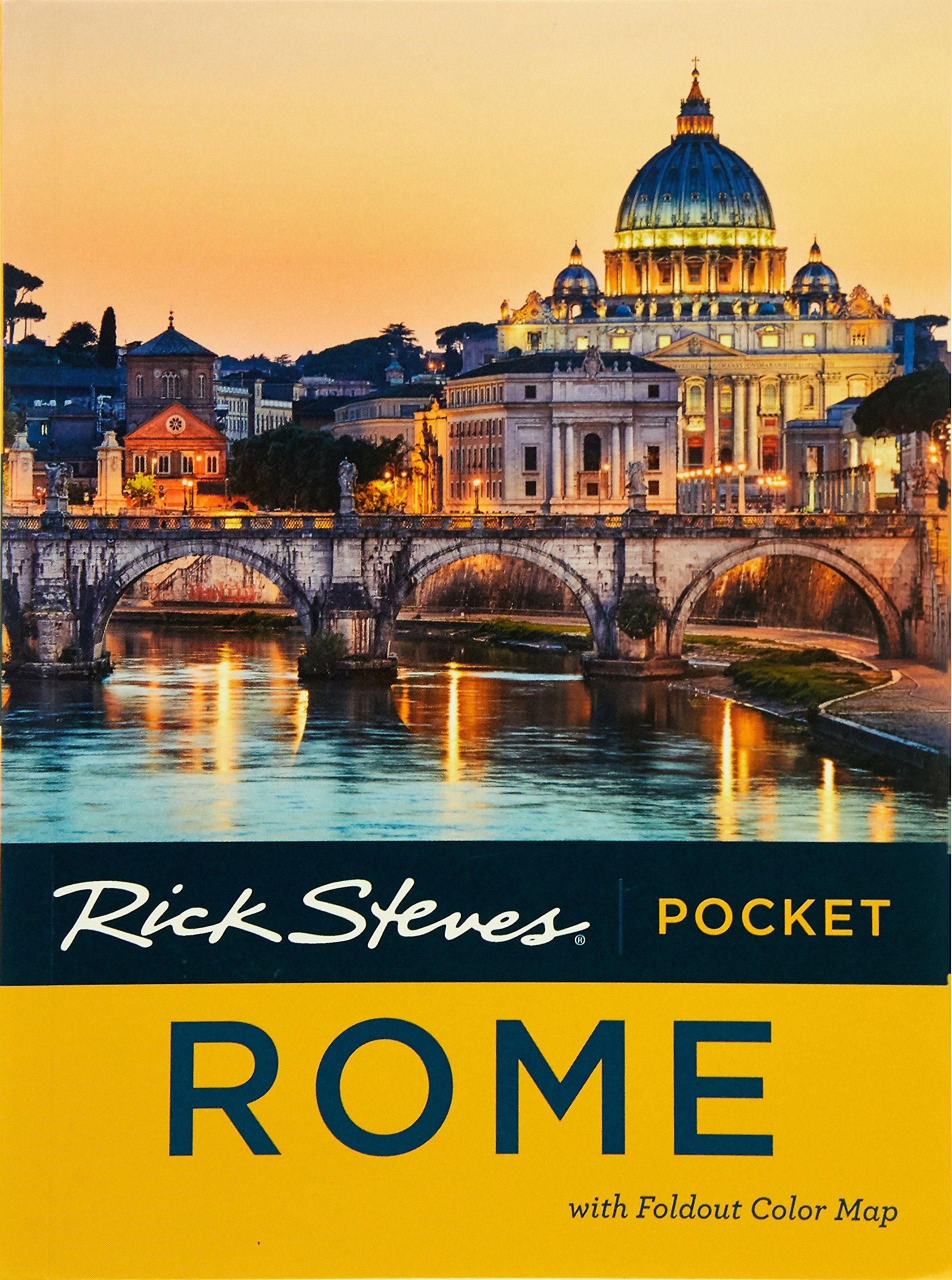 Rick Steves Pocket Rome product image