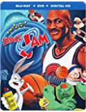 Space Jam 20th Anniversary (Steelbook Combo) [Blu-ray]