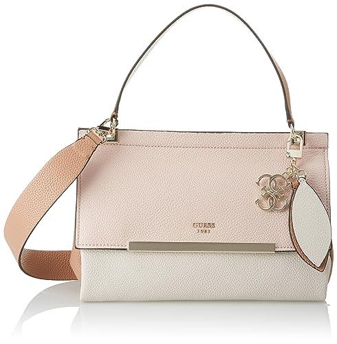 478435a56 Guess Bags Hobo, Women's Shoulder Bag, Multicolour (Rose Multi), 15x23x32  cm (W x H L): Amazon.co.uk: Shoes & Bags