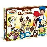 Clementoni - 62123-Délices chocolatés-Jeu créatif