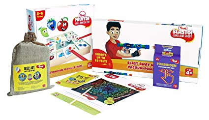 Buy Toiing Birthday Gift Combo Pack 2