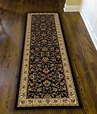 Amazon Com Ottomanson Ottohome Collection Contemporary Bordered