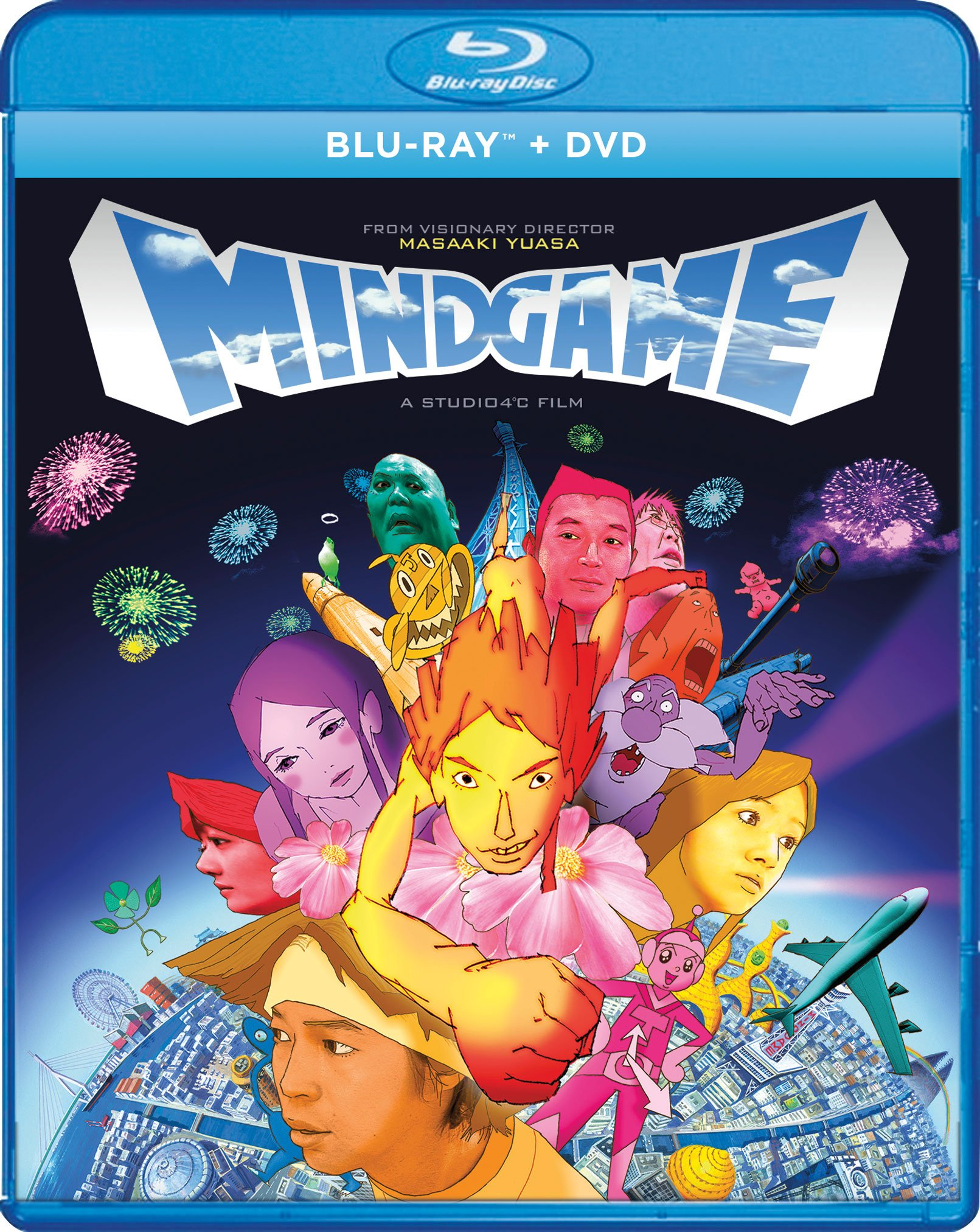 Blu-ray : Mind Game (Widescreen, Dubbed, 2 Pack)
