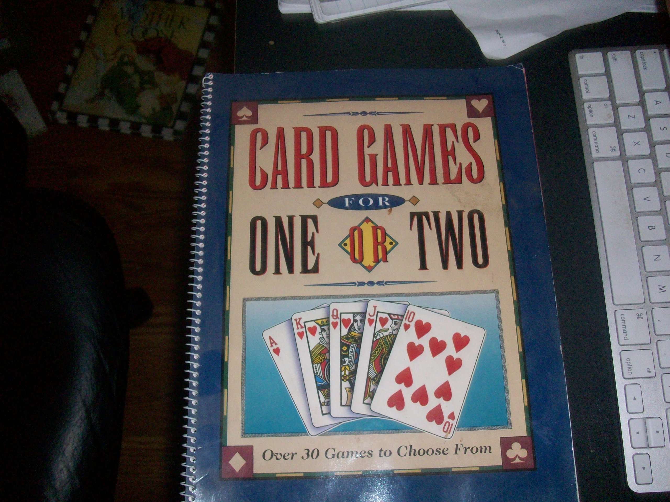 Card Games for One Or Two pdf
