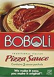 Boboli Traditional Italian Pizza Sauce 15 Oz (3 Pack)