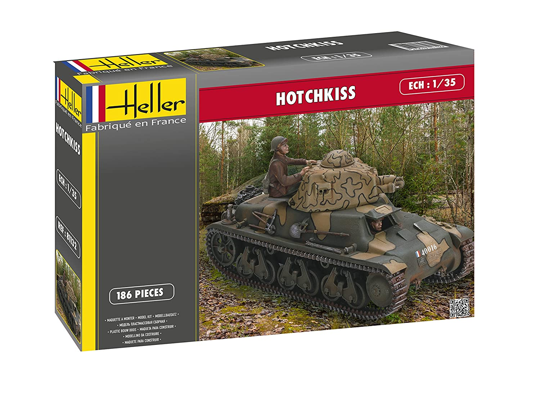 Desconocido Maqueta de tanque 81132 escala ca. 1:35 (6x36 ...