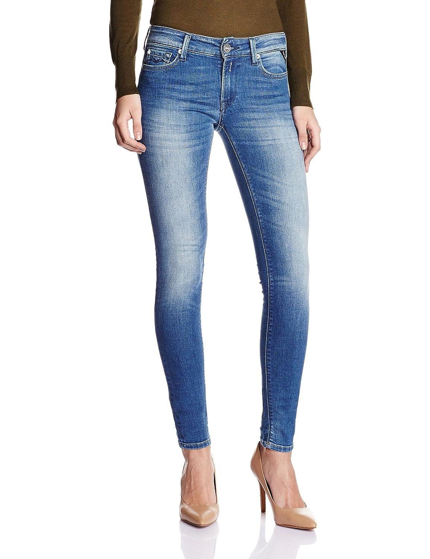 REPLAY Luz - Pantalones Mujer