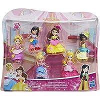 Disney Princesses - Disney Princess Poupée Collection Mini-Princesses Aventurieres Pack, E0113