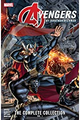 Avengers by Jonathan Hickman: The Complete Collection Vol. 1 Kindle Edition