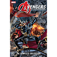Avengers by Jonathan Hickman: The Complete Collection Vol. 1 (English Edition)