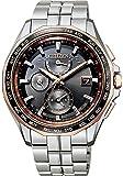 [シチズン]CITIZEN 腕時計 ATTESA アテッサ Eco-Drive エコ・ドライブ 電波時計 ダブルダイレクトフライト ラグビー日本代表モデル BRAVE BLOSSOMS Limited Models 限定1,100本 AT9095-68E メンズ