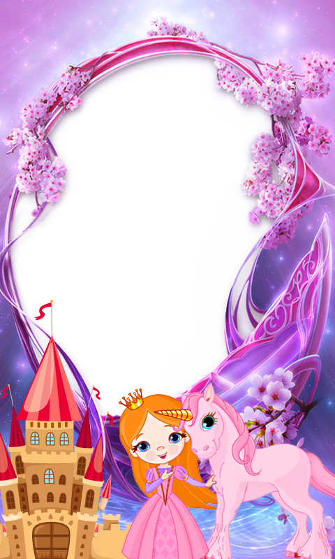 Amazon.com: Princess Fairytale Photo Frames: Appstore for Android