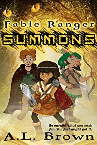 Summons (Fable Ranger Book 1)