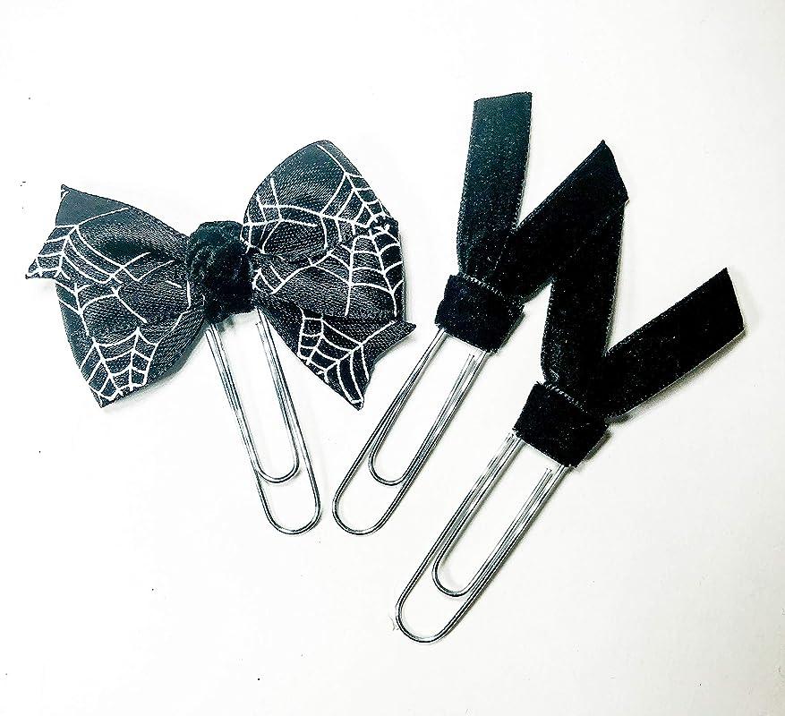 Velvet Gem Planner paper clips
