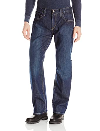 Amazon.com: Ariat Men's Flame Resistant M3 Loose-Fit Straight-Leg ...