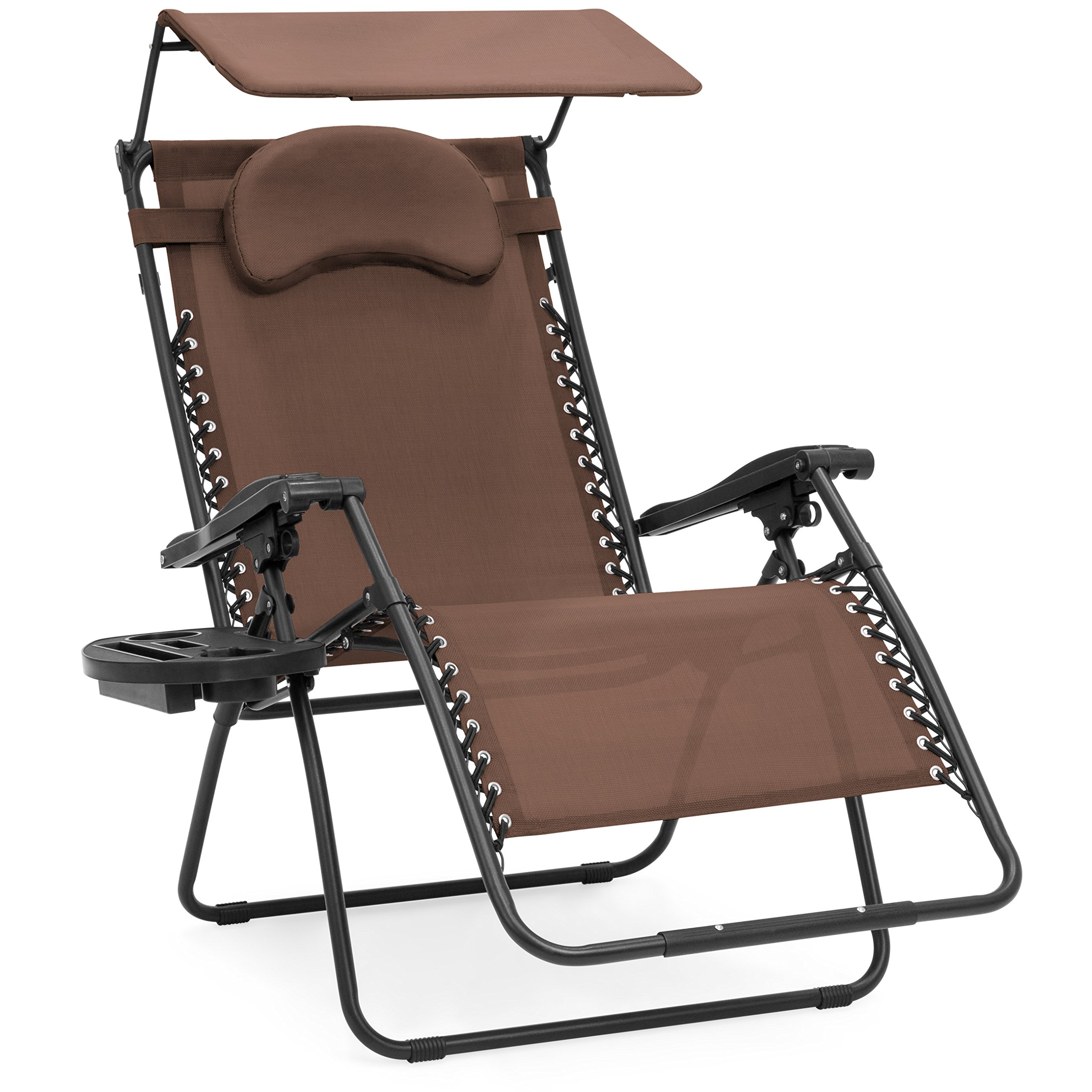 Caravan Sports Infinity Oversized Zero Gravity Chair, Beige