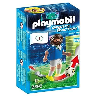 Playmobil - Futbolista Italia (68950): Juguetes y juegos