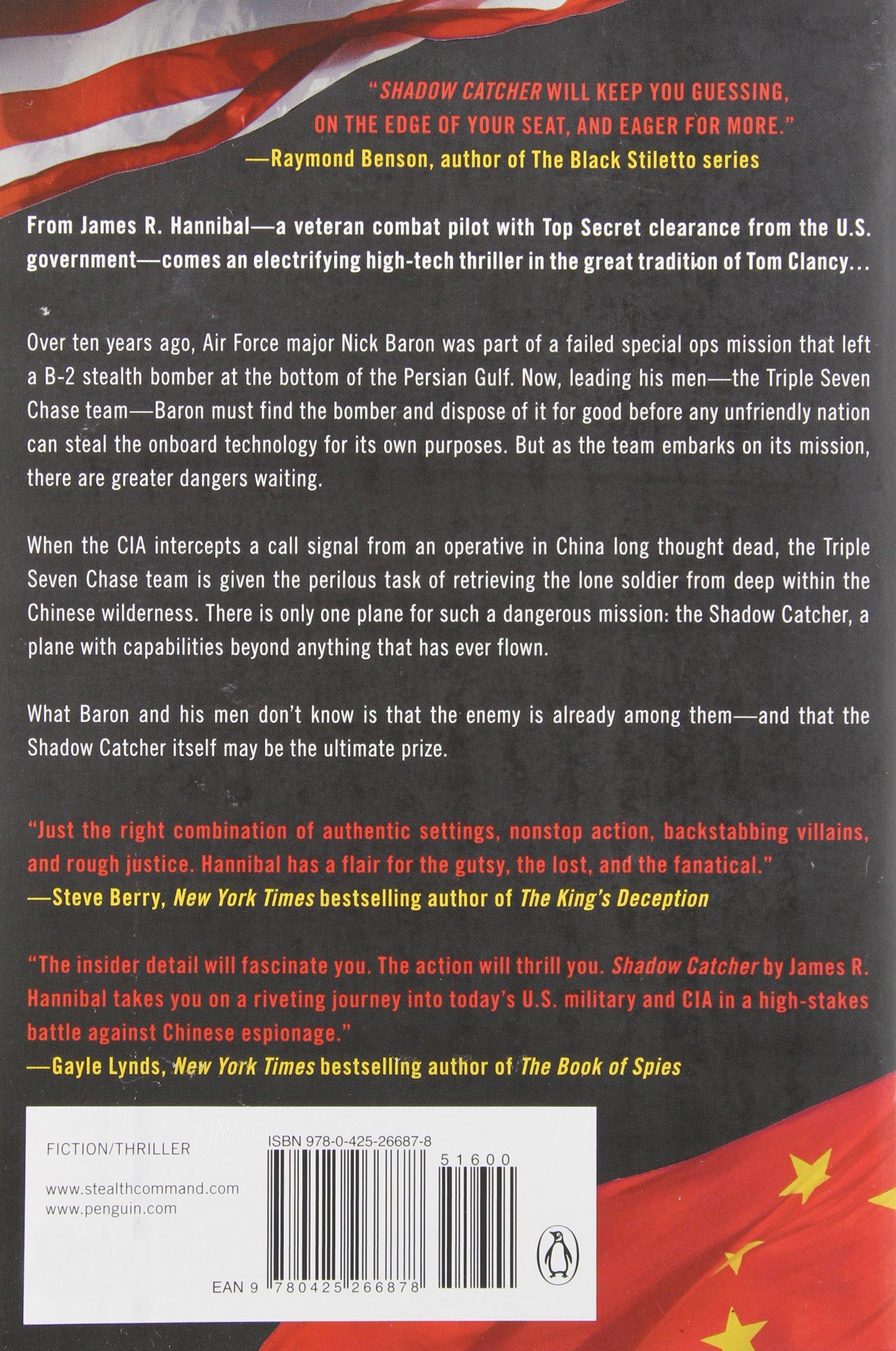 By James R. Hannibal Shadow Catcher: A Novel (Nick Baron Series):  Amazon.com: Books