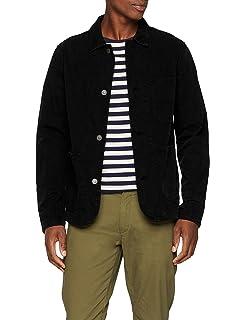 SELECTED HOMME Herren Jeansjacke Slhcanvas Cocoa Brown Worker Jacket ... ea2804e1dd