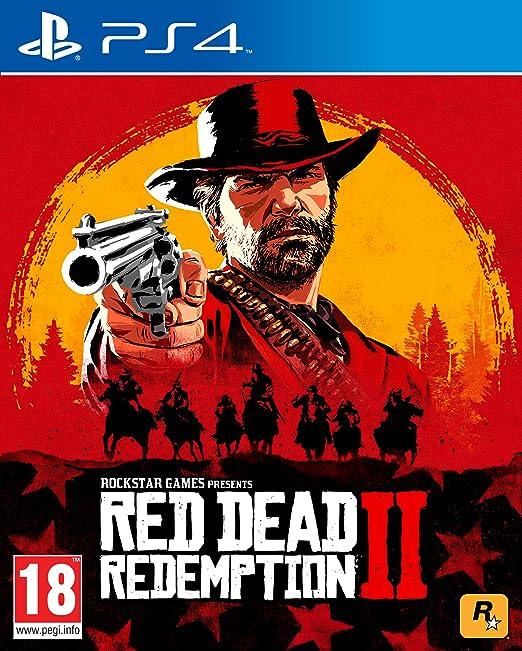 Red Dead Redemption 2 PS4 Game: Amazon.es: Videojuegos
